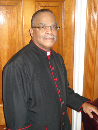 Reverend Doctor Kenneth B. Martin